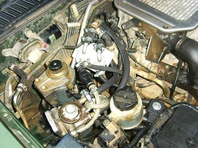 Kit voiture huile de friture
